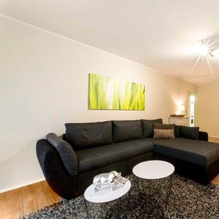 Rent this 2 bed apartment on Bahnhofstrasse 36 in 8304 Wallisellen, Switzerland