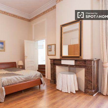 Rent this 1 bed apartment on Rue des Cultes - Eredienststraat 19 in 1000 Ville de Bruxelles - Stad Brussel, Belgium