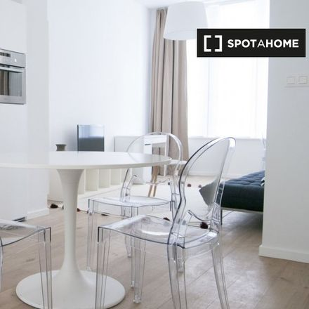 Rent this 1 bed apartment on Galerie Toison d'Or - Galerij Toison d'Or in Avenue de la Toison d'Or - Gulden-Vlieslaan 17a-20, Saint-Gilles - Sint-Gillis