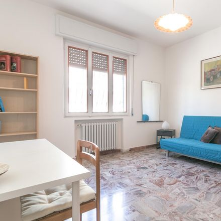 Rent this 3 bed room on Via Ermete Zacconi in 20157 Milan Milan, Italy