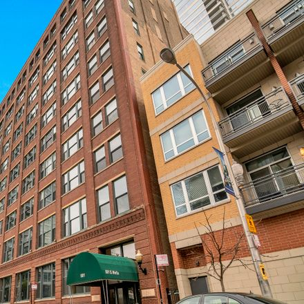Rent this 3 bed condo on Paper Place in 801 South Wells Street, Chicago