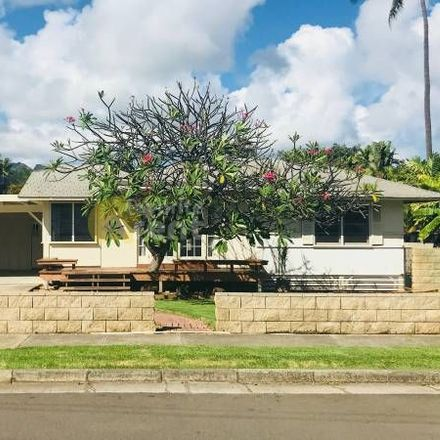 Rent this 4 bed apartment on 923 Pueo Street in Honolulu, HI 96816