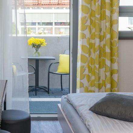 Rent this 1 bed apartment on Siegfriedstraße 59 in 64625 Bensheim, Germany