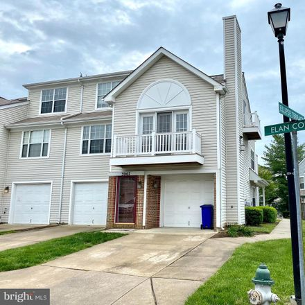 Rent this 2 bed loft on 3907 Elan Court in Bowie, MD 20716
