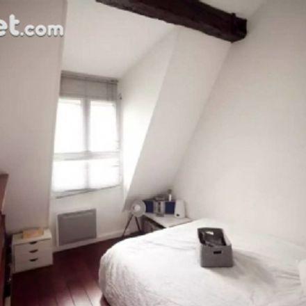Rent this 2 bed apartment on 16 Rue du Départ in 75015 Paris, France