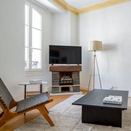 Rent this 1 bed apartment on 23 Rue de Penthièvre in 75008 Paris, France