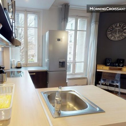 Rent this 1 bed apartment on 9 Rue Rousselet in 75007 Paris, France