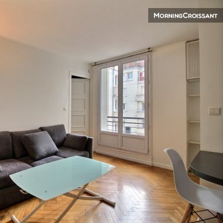 Rent this 1 bed apartment on 10 Rue Édouard Detaille in 92100 Boulogne-Billancourt, France