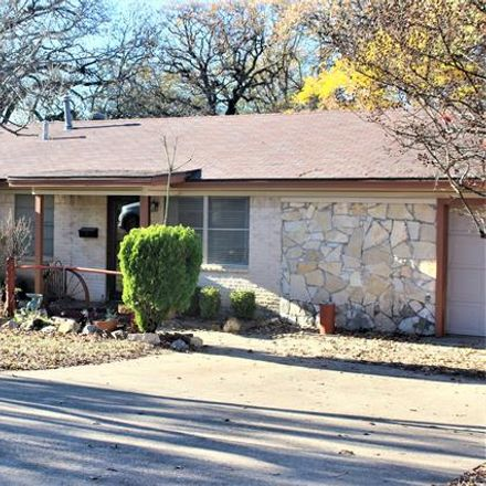 Rent this 3 bed house on 129 Glenhaven Dr in Azle, TX