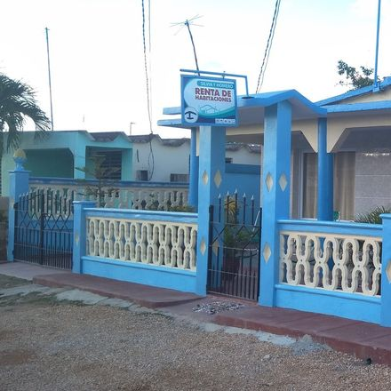 Rent this 3 bed house on Calle 7ma 99 in Playa Larga, Cuba