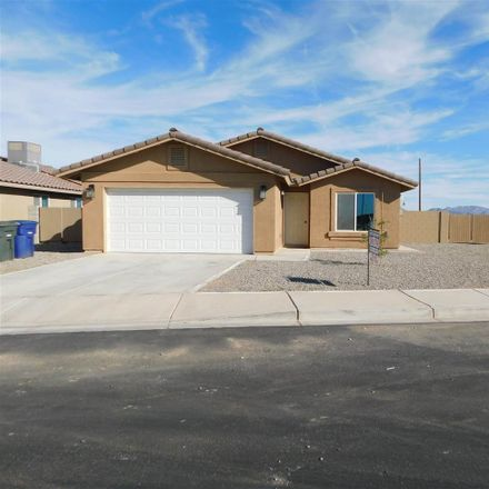 Rent this 3 bed house on 3699 Sol Drive in Yuma County, AZ 85365