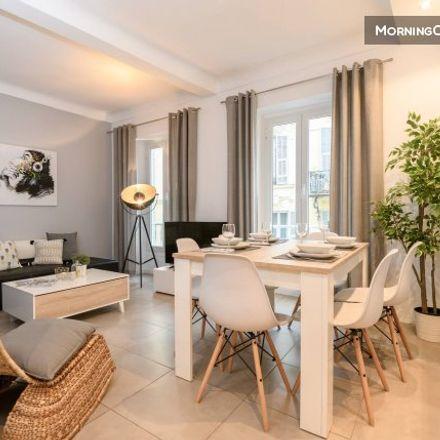 Rent this 2 bed apartment on Nice in Quartier Jean-Médecin, PROVENCE-ALPES-CÔTE D'AZUR