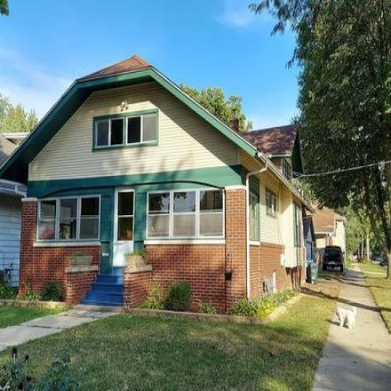 Rent this 3 bed house on 320 Euclid Avenue in Aurora, IL 60505