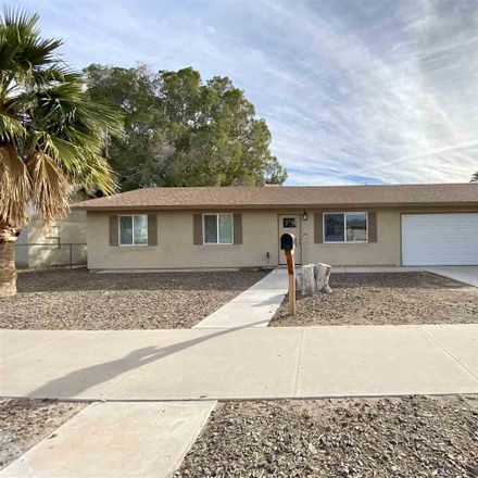 Rent this 3 bed house on W 1st St in Yuma, AZ