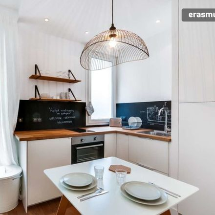 Rent this 1 bed apartment on 11 Rue Rochebrune in 75011 Paris, France