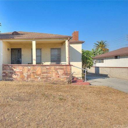 Rent this 2 bed house on 7731 Wasola Street in Rosemead, CA 91770