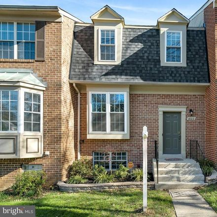 Rent this 3 bed townhouse on 2002 Medical Park Dr in Silver Spring, MD