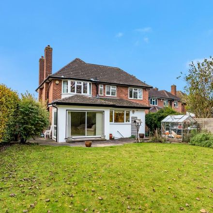 Rent this 4 bed house on Inglewood Grove in Hardwick B74 3LN, United Kingdom