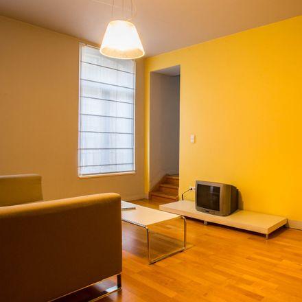 Rent this 1 bed apartment on Rue Saint-Roch - Sint-Rochusstraat 3 in 1000 Ville de Bruxelles - Stad Brussel, Belgium