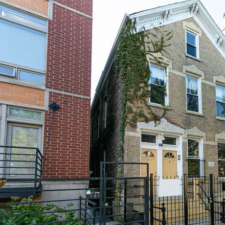 Rent this 4 bed duplex on 1617 West Le Moyne Street in Chicago, IL 60622