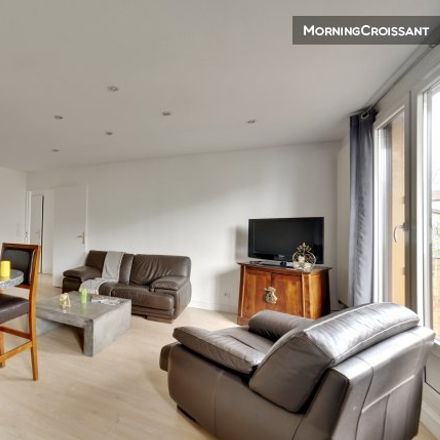 Rent this 2 bed apartment on 100 Avenue Paul Vaillant-Couturier in 93200 Saint-Denis, France