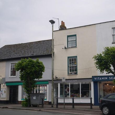 Rent this 1 bed apartment on Charity Shop in High Street, Mid Devon EX15