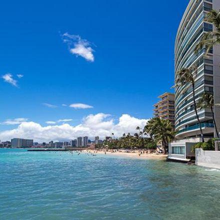Rent this 2 bed condo on 2893 Kalakaua Avenue in Honolulu, HI 96815