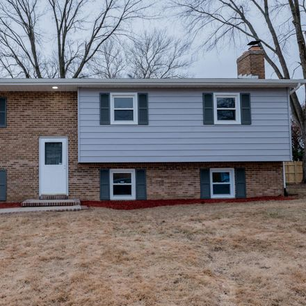 Rent this 4 bed house on Leymar Road in Glen Burnie, MD 21060