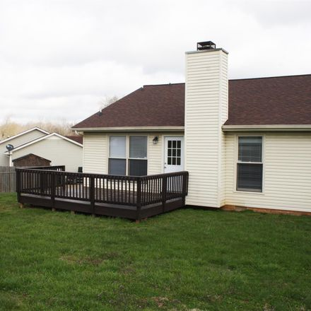 Rent this 3 bed house on 203 Tuscon Court in Clarksville, TN 37042