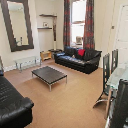 Rent this 5 bed house on Back Burley Lodge Terrace in Leeds LS6 1QA, United Kingdom
