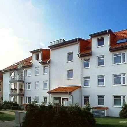 Rent this 2 bed apartment on Weißdornweg 1 in 17033 Neubrandenburg, Germany