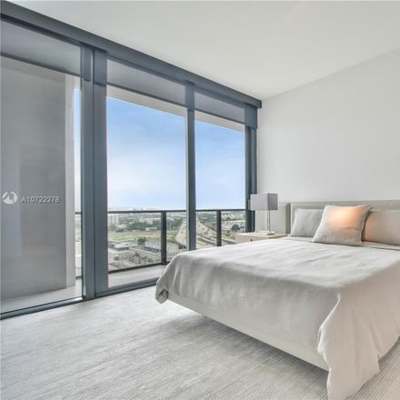Rent this 4 bed condo on One Thousand Museum in 1000 Biscayne Boulevard, Miami