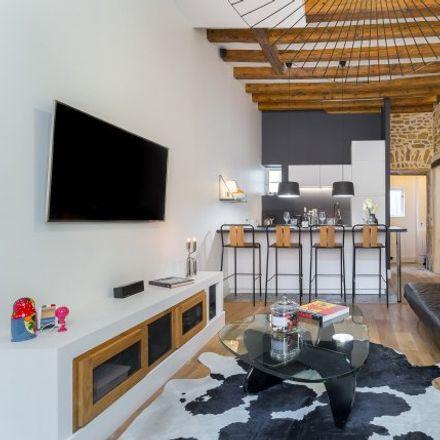Rent this 1 bed apartment on Lyon in Lyon 2e Arrondissement, AUVERGNE-RHÔNE-ALPES