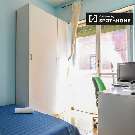 Rent this 4 bed apartment on Via Giuseppe Fumagalli in 00168 Rome Roma Capitale, Italy