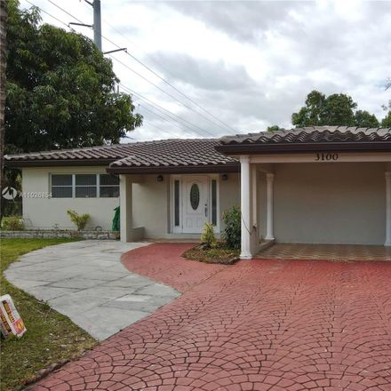 Rent this 3 bed house on 3100 Southwest 16th Street in Fort Lauderdale, FL 33312