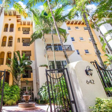 Rent this 3 bed house on 642 Valencia Avenue in Coral Gables, FL 33134