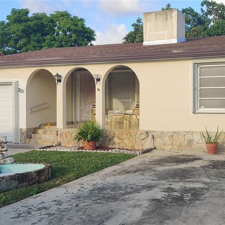Rent this 3 bed house on 201 Southwest 48th Court in Miami, FL 33134