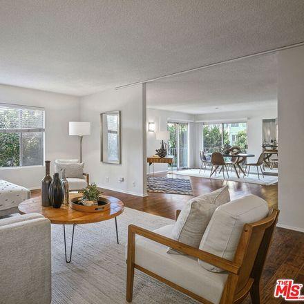 Rent this 3 bed condo on 10302 Ilona Avenue in Los Angeles, CA 90064