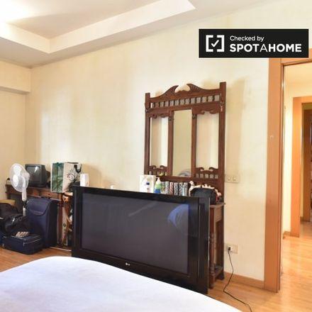 Rent this 3 bed apartment on Quartiere XI Portuense in Piazza Antonio Meucci, 00149 Rome RM