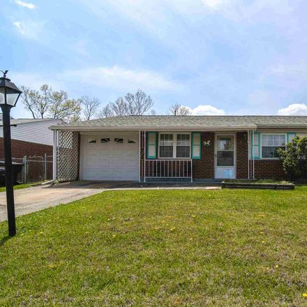 Rent this 3 bed house on 11 Plymouth Lane in Elsmere, KY 41018