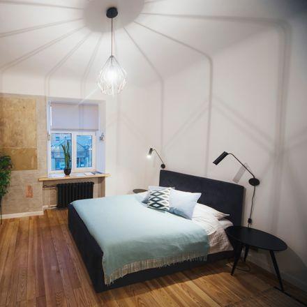 Rent this 1 bed apartment on Brīvības iela 148 in Riga, LV-1012