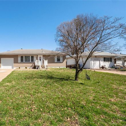 Rent this 3 bed house on 7613 Cheshire Lane in Affton, MO 63123