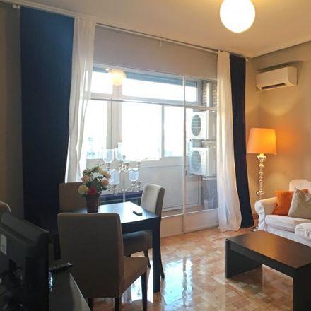 Rent this 4 bed apartment on Calle de Covarrubias in 40D, 28001 Madrid