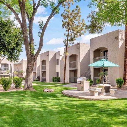 Rent this 2 bed apartment on Pueblo Elementary School in North Apartment, Scottsdale