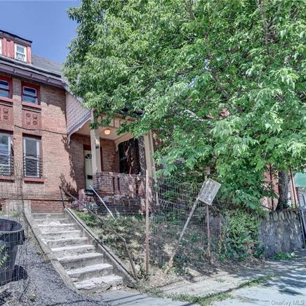 Rent this 3 bed house on 98 William Street in Newburgh, NY 12550