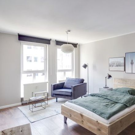 Rent this 1 bed apartment on Alte Jakobstraße 78 in 10179 Berlin, Germany