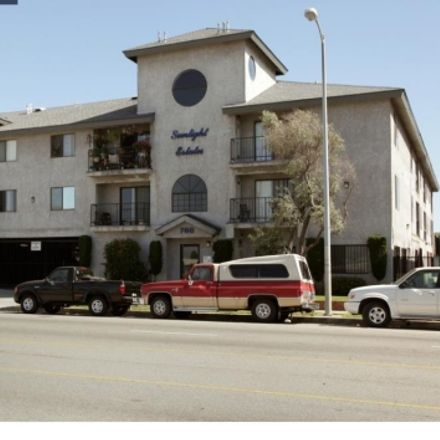Rent this 1 bed apartment on 772 West Redondo Beach Boulevard in Los Angeles, CA 90247
