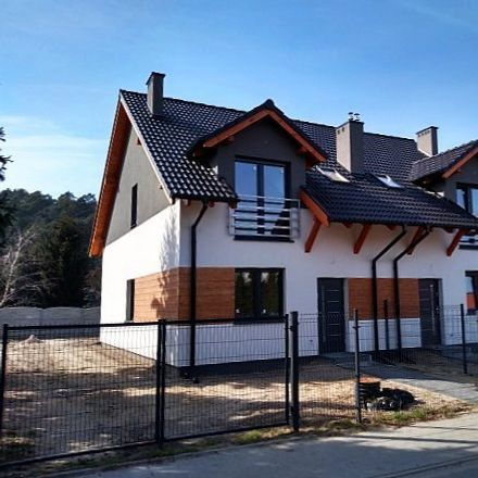 Rent this 5 bed house on Główna 68 in 62-053 Pecna, Poland