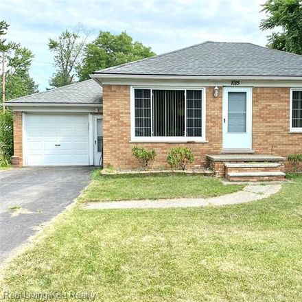 Rent this 2 bed house on 1015 Kelley St in Troy, MI
