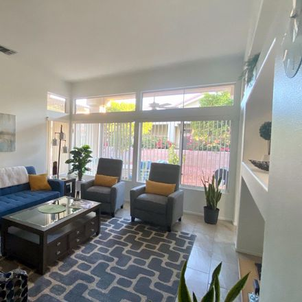 Rent this 2 bed house on Desert Willow Dr in Palm Desert, CA